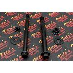 Vito's YAMAHA Banshee rear bearing carrier bolts nuts 1989-2006 NEW
