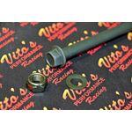 2 x Vito's upper a-arm mounting bolt nut 1987-2017 Banshee YFZ450 Raptor 700