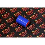 """1 x Vito's Yamaha Banshee exhaust pipe clamps 1 1/8"""" Shearer CPI BLUE silicone"""