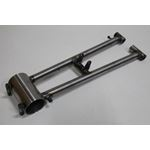 """NEW TYSON RACING Yamaha RAPTOR 660 2001-2005 swingarm 660r extended chromoly 2"""""""