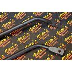 Vito's Yamaha Banshee fender brackets - front plastic braces stays 1987-2006 NEW