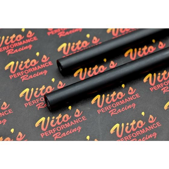 2 x Vito's Performance Yamaha Banshee tie rods 1987-2006 STOCK LENGTH NEW Black
